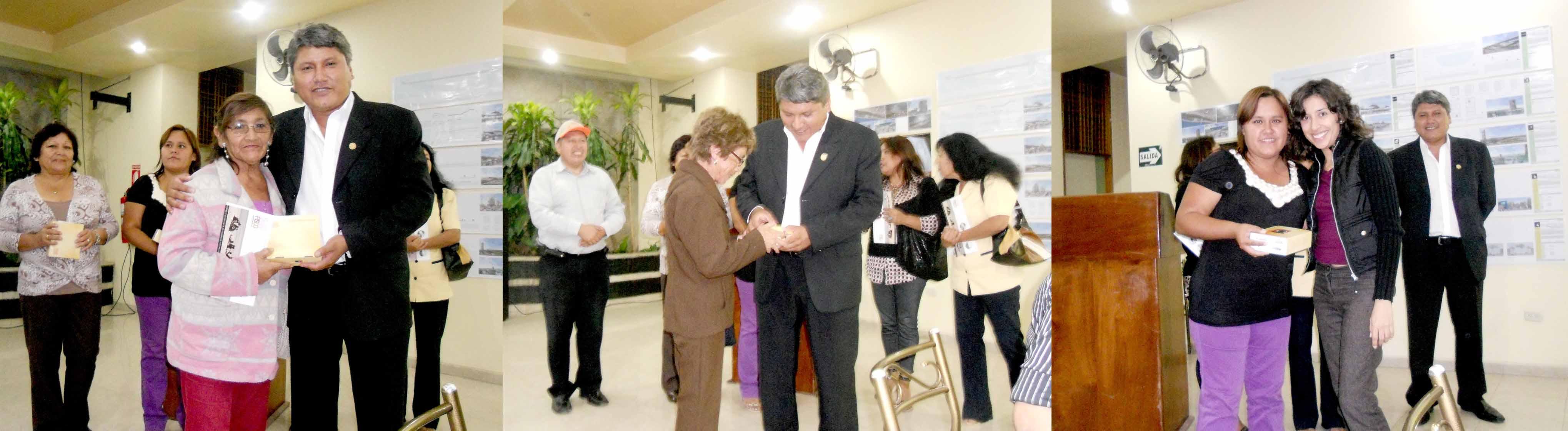 Presentación de los resultados de Yo Soy Pisco a la ciudadanía pisqueña