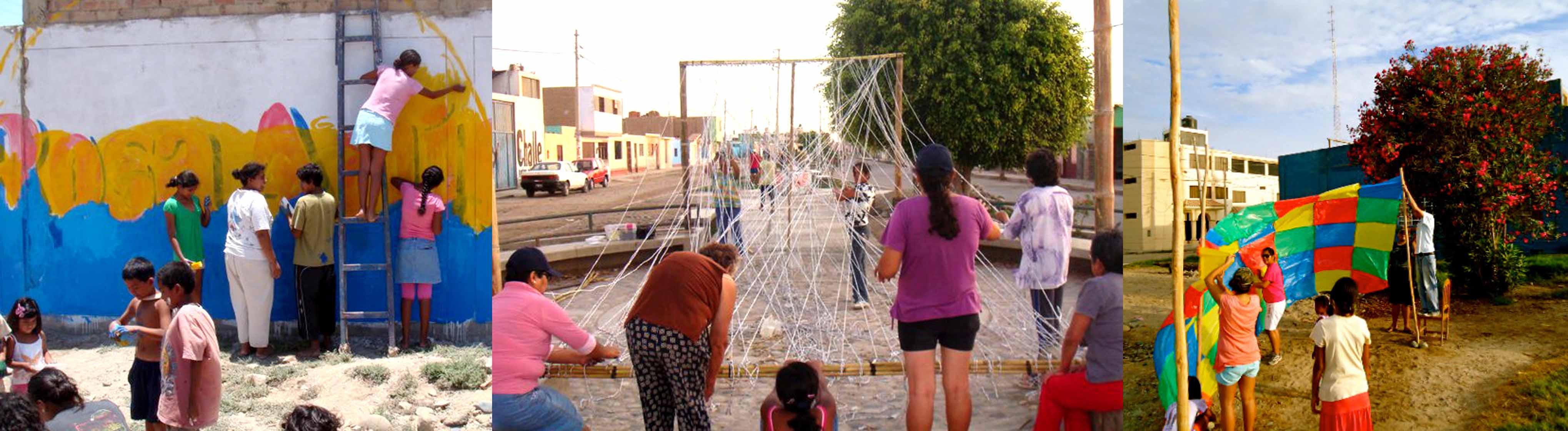 Curso Conexiones Urbanas 2 - Facultad de Arquitectura y Urbanismo PUCP