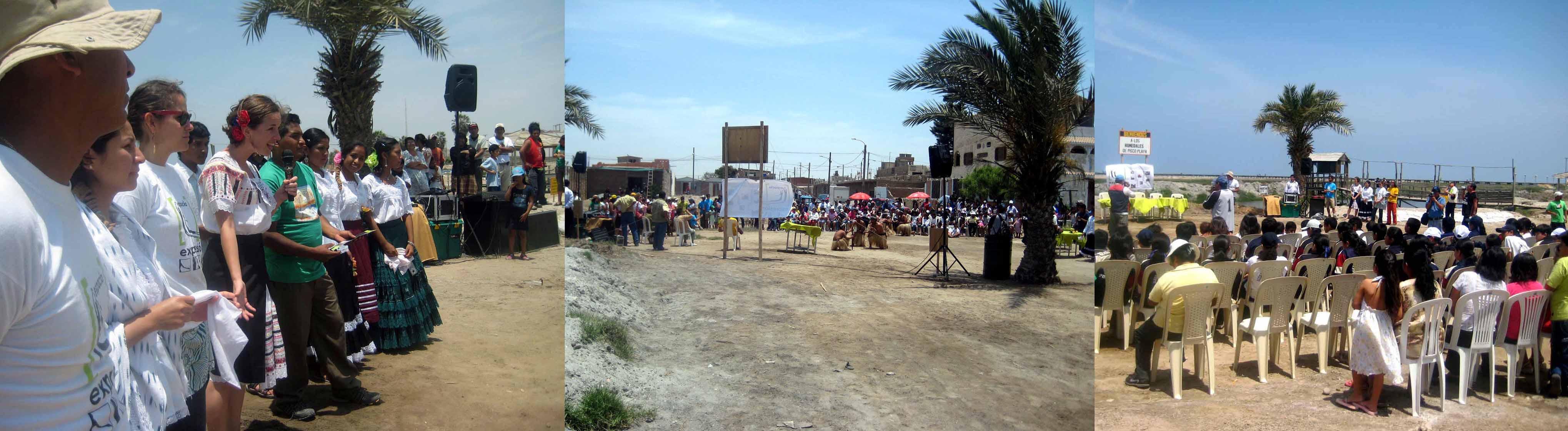 Primer Festival Eco-cultural