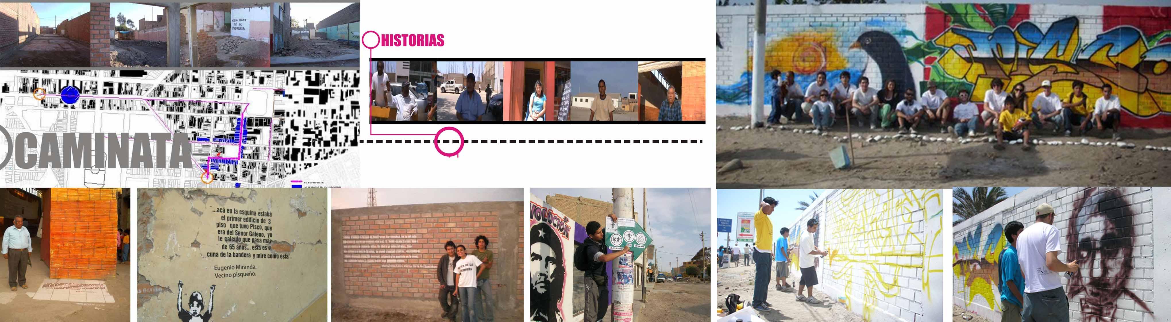 Curso Conexiones Urbanas 1 - Facultad de Arquitectura y Urbanismo PUCP
