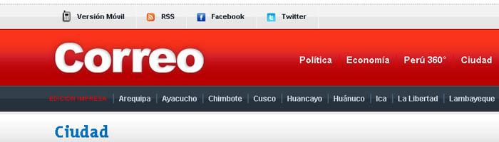Diario Correo: mega proyecto