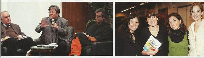 La revista CASAS cubre la presentación del libro