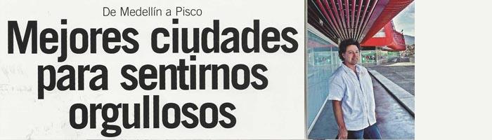 Artículo de la revista CASAS sobre Alejandro Echeverri y el Encuentro Internacional